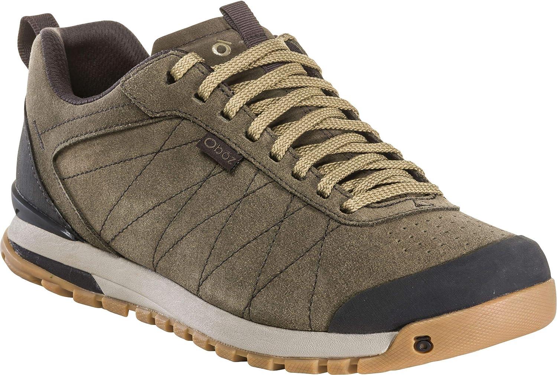 Oboz Bozeman outlet Low Leather Kansas City Mall Shoe Men's - Hiking