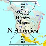 World History Maps: North America