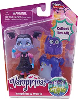 Vampirina Best Ghoul & Wolfe Toy Activity Roleplay Sets, Multicolor