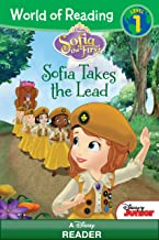 World of Reading Sofia the First:  Sofia Takes the Lead: Level 1