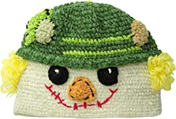 DL2520 Hand Crochet Scarecrow Hat (Toddler/Little Kids)