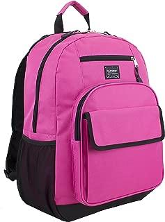 Eastsport Tech Backpack, English Rose/Black