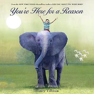 You're Here for a Reason (Nancy Tillman Collection)