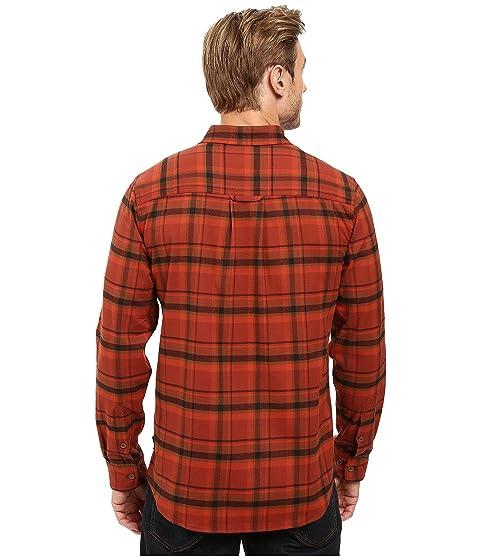 Valley Sleeve Royal Long Plaid Robbins Shirt Performance 5x1A8