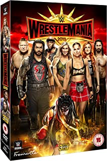 WWE: Wrestlemania 35 (Pas de version française)