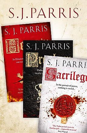 Giordano Bruno Thriller Series Books 1-3: Heresy, Prophecy, Sacrilege (English Edition)