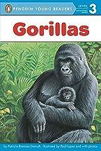 Gorillas (Penguin Young Readers, Level 3)