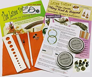 Lazee Daizee Viking Knit Tools Extra