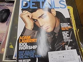 Details Magazine (November, 2009)