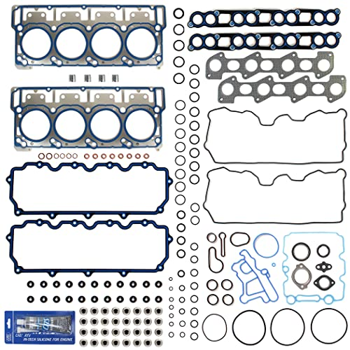 New MLS Cylinder Head Gasket Set (18mm) w/RTV Silicone for 03-