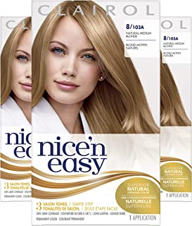clairol natural instincts dark golden blonde