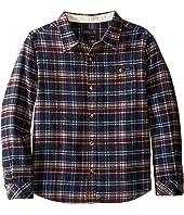 O'Neill Kids - Redmond Flannel Shirt (Little Kids)