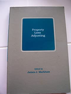 Property Loss Adjusting: Two Texts and Course Guide