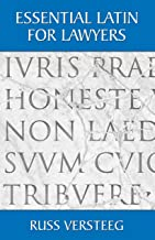 Essential Latin for Lawyers