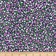 Kaufman London Calling 9 Berry Fabric by The Yard