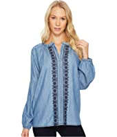 Jag Jeans - Casper Shirt in Cotton Tencel Chambray