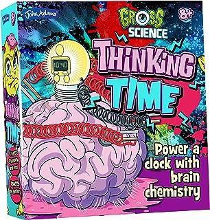 John Adams 10621 Time Science Chemistry Experiment Set, Multi-Colour