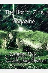 The Horror Zine Magazine Summer 2013 (English Edition) eBook Kindle