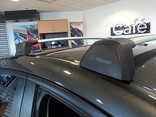 Mazda 2014 Skyactiv Hatchback Crossbars 0000 8L L20