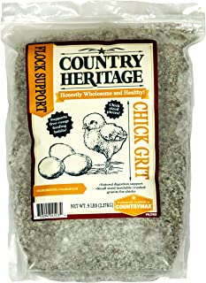Country Heritage Chick Grit for Chickens and Ducks 5 Pounds