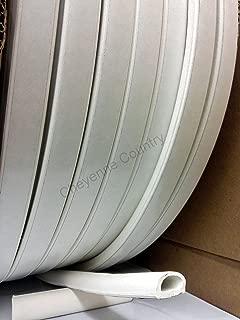 White Vintage Refrigerator Door Replacement Seal Price Per foot HT (25 Feet)