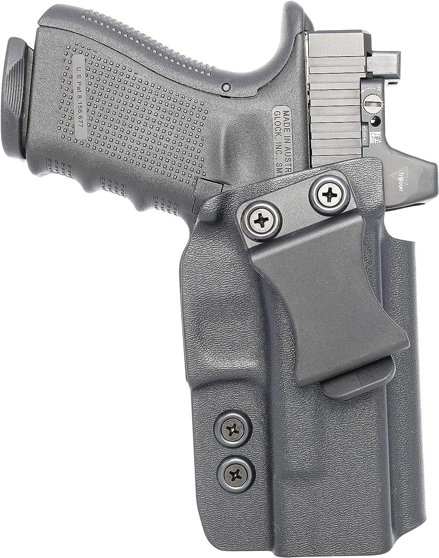 Concealment Express IWB Optics RMR Cut Black KYDEX Holster Outlet SALE I - Brand Cheap Sale Venue