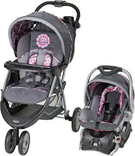 Best pink and gray car seat and stroller Reviews