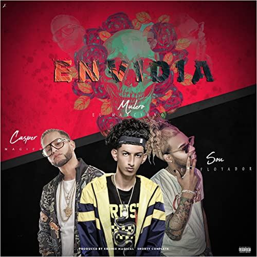 Envidia [Explicit]