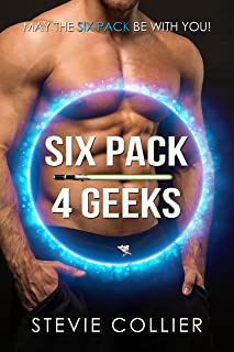 Six Pack 4 Geeks: Lose Fat, Gain Lean Muscle, and Get Ripped for Life! This eBook has EVERYTHING you need to know to get Six Pack Abs! Even a Geek like me can do it! (English Edition)