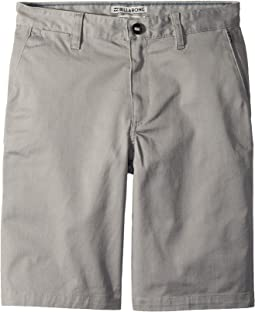 Billabong Kids - Carter Stretch Shorts (Big Kids)