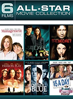All-Star Movie Collection - 6 Films: (Management / The Secret / Dare / $5 A Day / Passion Play / and more)