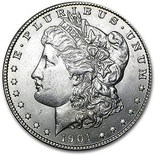 1901 O Morgan Dollar BU $1 Brilliant Uncirculated