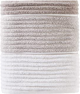 SKL Home by Saturday Knight Ltd. Planet Ombre Bath Towel, Taupe