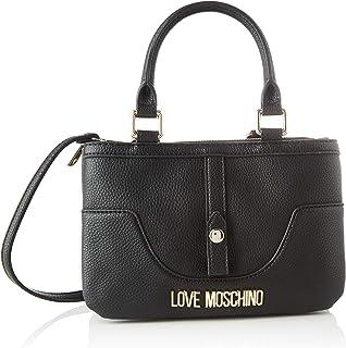 Love Moschino Damen Jc4214pp0a Kuriertasche, 10x16x24 Centimeters (W x H x L)