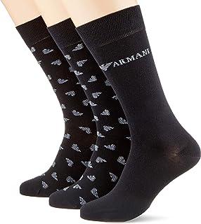 Emporio Armani, Short Socks Calcetines para Hombre