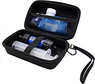 ProCase Sawyer Water Filter Travel Carrying Case, Hard Shockproof EVA Storage Case for Sawyer Mini Water Filtration Syste...
