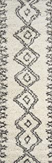Momeni Rugs Maya Collection, Ultra Thick Pile Shag Area Rug, 2'3