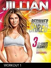 beginner shred workout 1