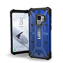 Urban Armor Gear 5.8-inch Feather-Light Rugged Military Drop Tested Phone Case for Samsung Galaxy S9(Plasma, Cobalt)