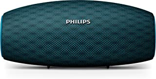 Philips BT6900A EverPlay Wireless Bluetooth Speaker Waterproof, Shockproof with Mic, Quick Charge, 10 Hours Playtime - Blue