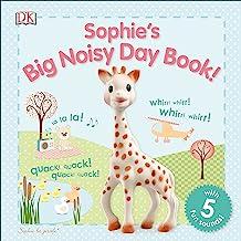 Sophie la girafe: Sophie's Big Noisy Day Book!