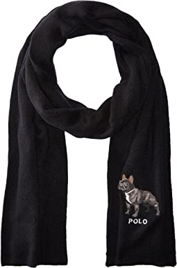 Polo Ralph Lauren - French Bulldog Scarf