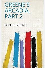 Greene's Arcadia, Part 2 (English Edition) eBook Kindle