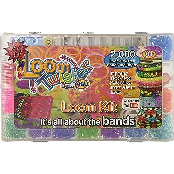 Loom Twisters Friendship Loom Bands Large Set