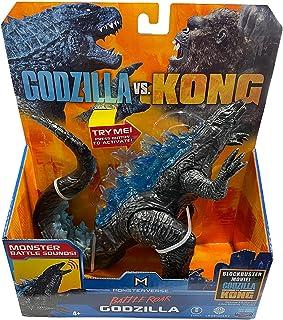 "MonsterVerse Godzilla vs. Kong 6"" Hong Kong Battle (Godzilla Battle Roar)"