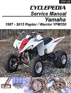 Best yfm350 service manual Reviews