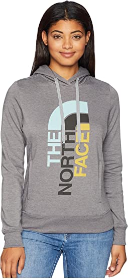 TNF Medium Grey Heather/Blue Haze Multi