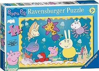 Ravensburger 5062 Peppa Pig-Underwater Adventure 35pc Jigsaw Puzzle