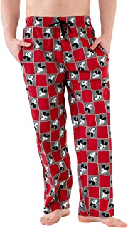 Disney Mens Mickey Mouse Lounge Pants