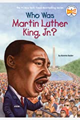 Who Was Martin Luther King, Jr.? (Who Was?) Kindle Edition